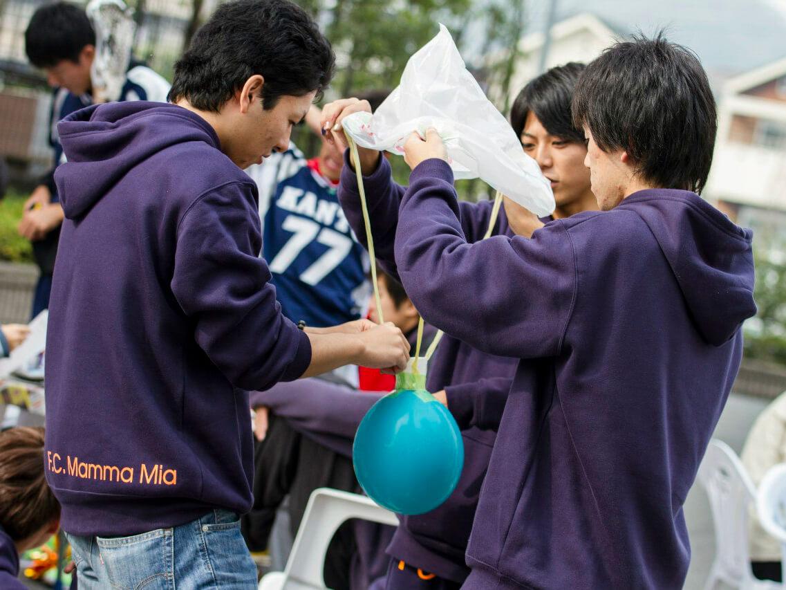 Фото проведения тимбилдинга по программе Контейнер от RedG