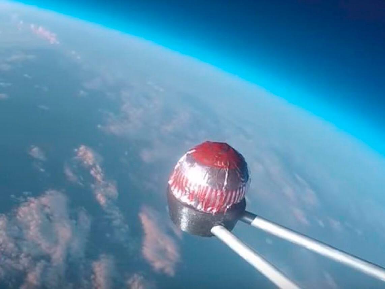Фото проведения тимбилдинга по программе Шар в космосе от RedG