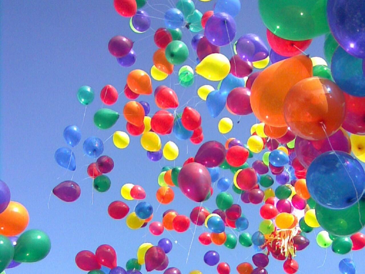 Фото проведения тимбилдинга по программе Воздушные шары от Red-G