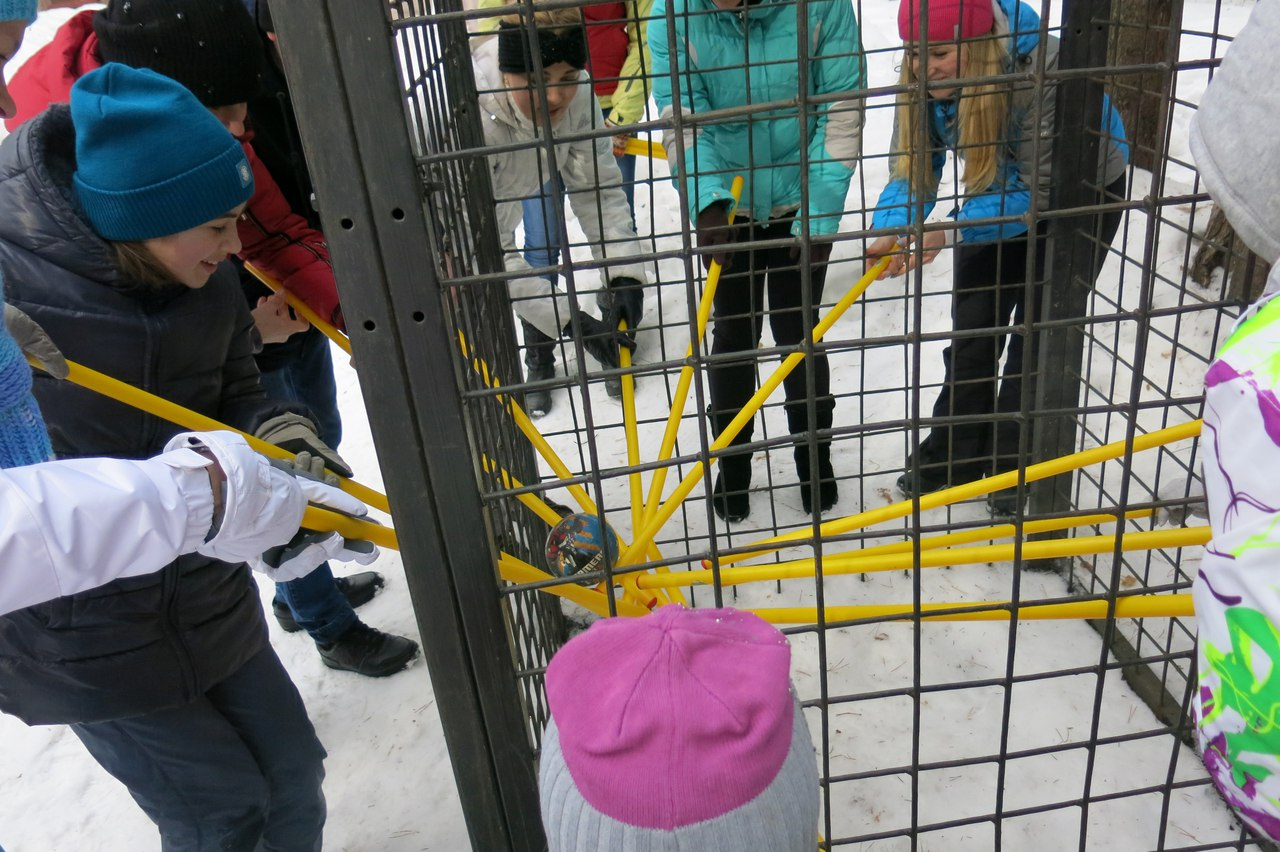 Фото проведения тимбилдинга по программе Тюрьма от RedG
