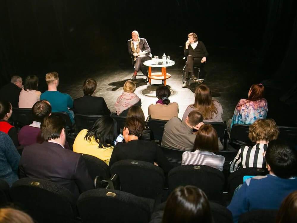 EVENT агентства на встрече с Юрием Грымовом