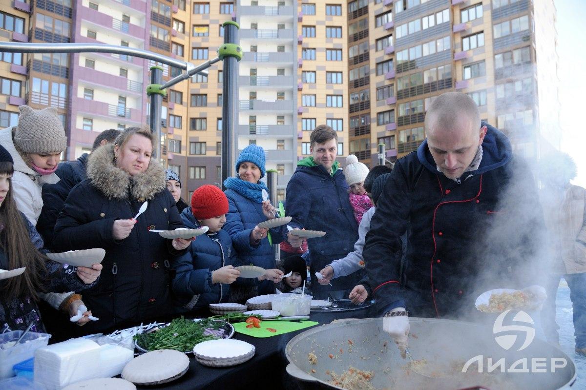 кулинарный мастер класс от RedG