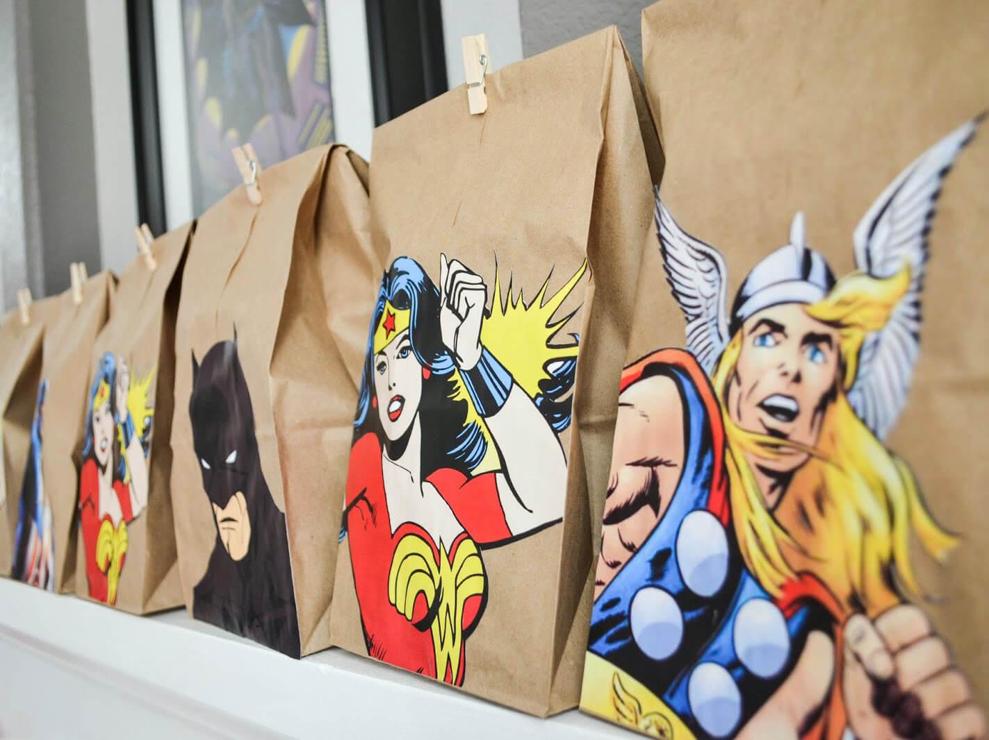 Фото проведения Супергеройского корпоратива от RedG