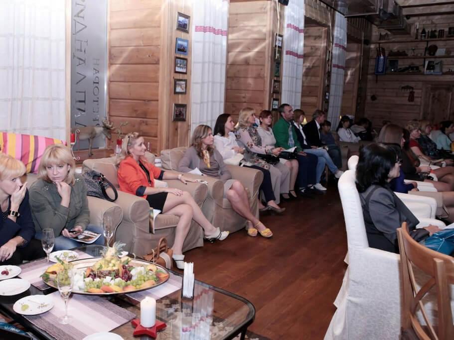 Фото проведения корпоратива по программе Скандинавия от Red-G