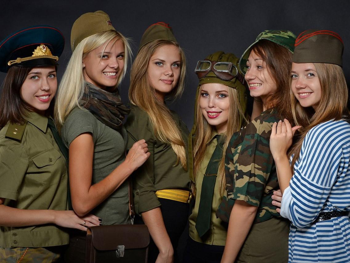 Фото проведения военного корпоратива от RedG