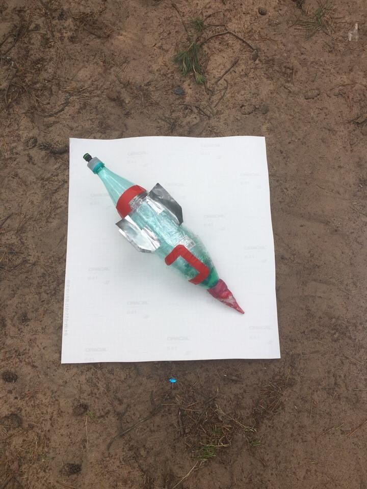 организация тимбилдинга запуск ракет