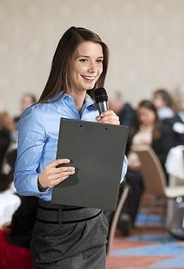 организация презентаций